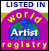 World Artist Registry